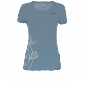 E9 Reve T-Shirt Women, dust